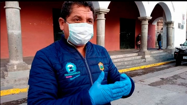 "Alcalde de Huamanga sobre juramentación como presidente de Pedro Castillo en Ayacucho: ""Me ha dado su palabra de maestro"""