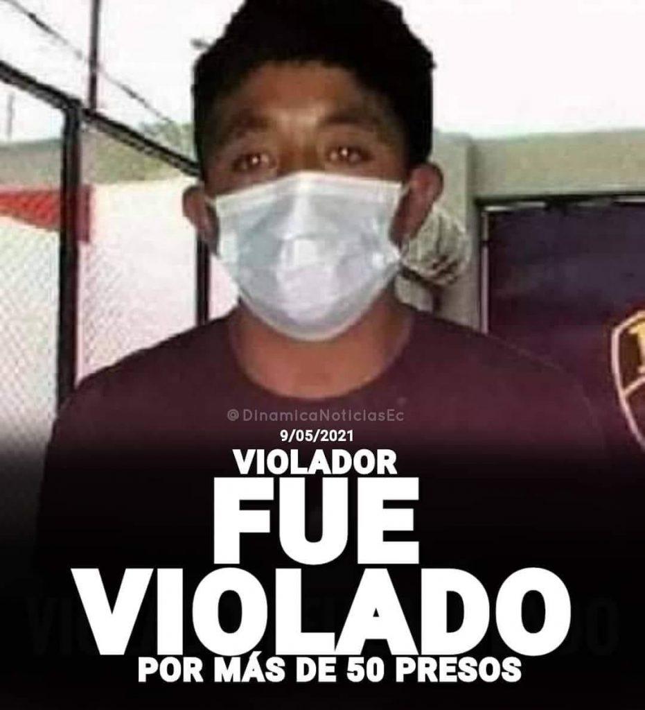 INSÓLITO: Reo fue violado 50 veces
