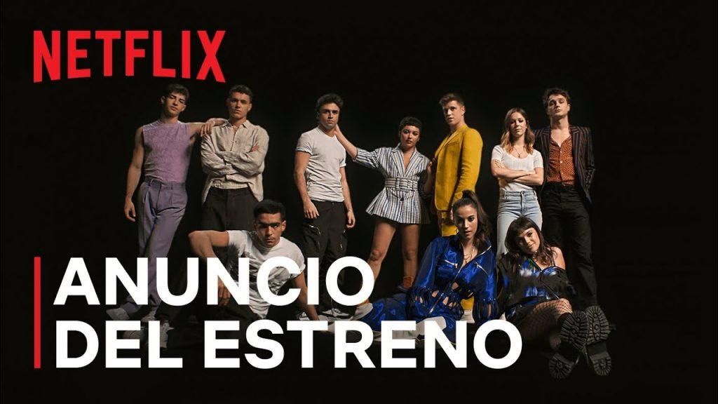 "SERIES: ""Élite"" Netflix lanzó el tráiler de la esperada cuarta temporada   VIDEO"