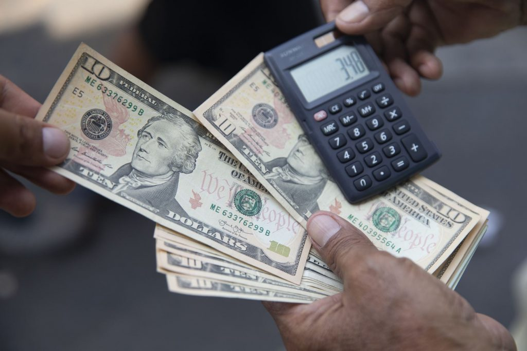 Dólar trepó a S/ 4,0588 y BVL cayó en -5,83% en las primeras operaciones del 30 de julio