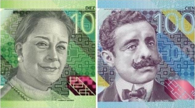 Chabuca Granda y Pedro Paulet: los nuevos protagonistas que aparecen en los billetes de S/ 10 y S/ 100
