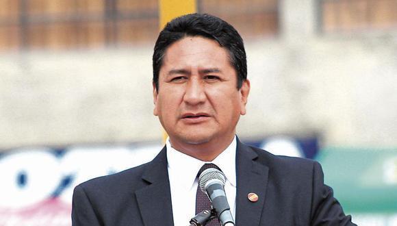 Procuraduría Anticorrupción de Junín solicita incluir a Vladimir Cerrón en investigación a «Los Dinámicos del Centro»