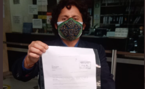 Susel Paredes presentó escrito renunciando a recibir bono de instalación de S/15,600