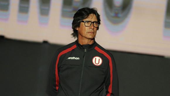 Ángel Comizzo no es más técnico de Universitario tras la derrota ante Alianza Lima