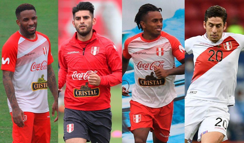Aldo Corzo encabeza lista de ausencias Zambrano, Aquino, Farfán y Ormeño figuran en la convocatoria de la Selección Peruana