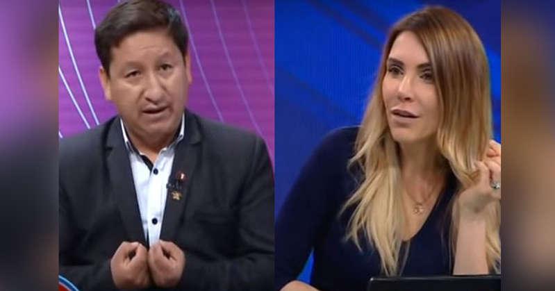 """Bellido se defiende tras ataques de Juliana por decirle que el 'tinte lo está afectando': """"No es teñido"""""""